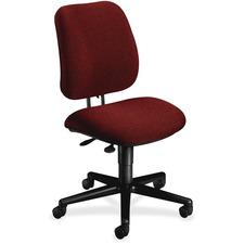 HON 7703AB62T HON Pneumatic Adjustable Height Task Chair HON7703AB62T