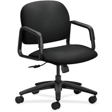 HON 4002AB10T HON Solutions Seating 4000 Series Managerial Mid-Back Chair HON4002AB10T