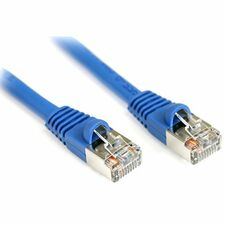 StarTech 3 ft Snagless Shielded Cat 5e Patch Cable