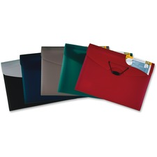MEA 35914 Mead 6-pocket Plastic Expanding File MEA35914