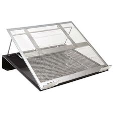 ROL 82410 Rolodex Mesh Laptop Stand ROL82410