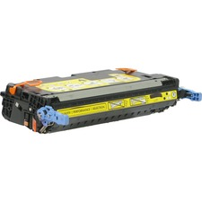 V7 Yellow Toner Cartridge For HP LaserJet 3800 and CP3505 Printers