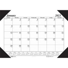 HOD 0124 Doolittle Compact Economy Desk Pad HOD0124