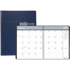 HOD 26207 Doolittle 14-mth Classic Monthly Calendar Planner HOD26207