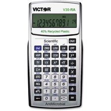 VCT V30RA Victor V30RA Scientific Calculator  VCTV30RA