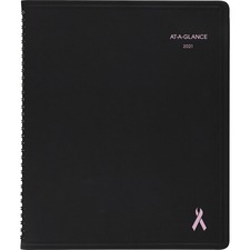 AAG 76PN0105 At-A-Glance QuickNotes BCA Wkly/Mthly Planner AAG76PN0105