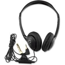 APL SL1006 Amplivox Multimedia Computer Headphones APLSL1006