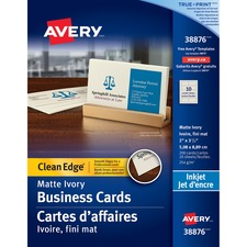 Avery 38876 Business Card