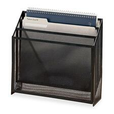 ROL 22347ELD Rolodex Mesh Three-Tier Organizer ROL22347ELD