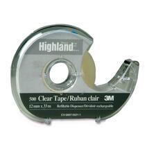 3M 500P12M33 Invisible Tape