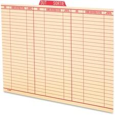 Pendaflex 600V File Guide