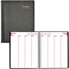 Blueline CB951BK Appointment Book