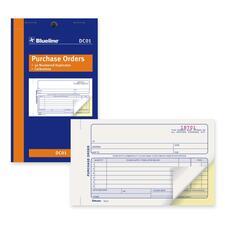 Blueline DC01 Purchase Order Form