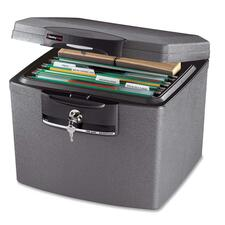 "Sentry Safe Wholesale Sentry Safe Fire-safe/Waterproof File, 15-7/16""x14-11/16""x13-3/32"", SR at Sears.com"