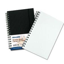 Winnable WSB96BK Sketch Book