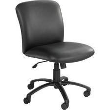 SAF 3491BV Safco Uber Big & Tall Series Mid-Back Chair SAF3491BV