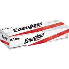 EVE E92 Energizer Max Alkaline AAA Batteries EVEE92