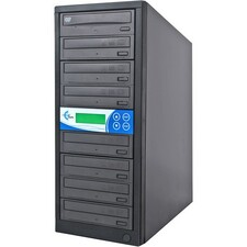 EZdupe 1:7 CD/DVD Duplicator
