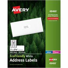 Avery 48460 Address Label