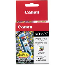 CNM BCI6PC Canon BCI-6 Photo Ink Tank CNMBCI6PC