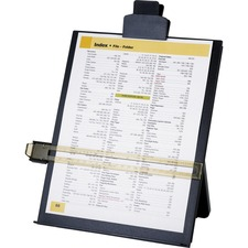 SPR 38952 Sparco Easel Document Holder w/Highlight Guide SPR38952