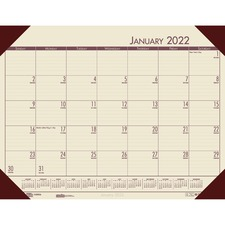 HOD 12443 Doolittle Ecotones Desk Pad HOD12443
