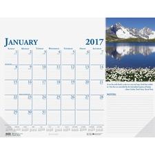 HOD 0144 Doolittle Earthscapes Scenic Compact Desk Pad HOD0144