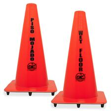 Wet Floor Cones