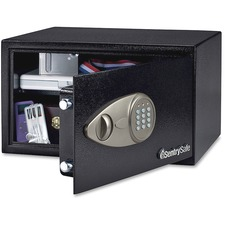 "Sentry Safe Wholesale Sentry Safe Electric Safe w/Lock, Shelf,16-9/10""x14-3/5""x8-9/10"", BLK at Sears.com"