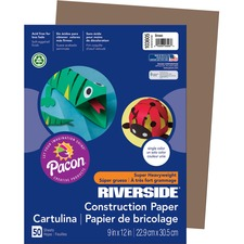 PAC 103605 Pacon Riverside Groundwood Construction Paper PAC103605