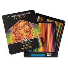 Prismacolor Prisma Colored Pencil - Lead Color: Assorted - 48 / Set