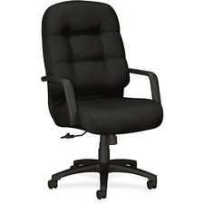 HON 2091NT10T HON 2090 Pillow-Soft Series Executive High-Back Swivel/Tilt Chair HON2091NT10T