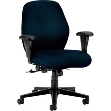 HON 7823NT90T HON 7800 Srs Mid-back Posture Control Task Chairs HON7823NT90T