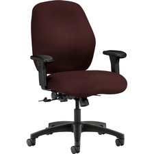 HON 7823NT69T HON 7800 Srs Mid-back Posture Control Task Chairs HON7823NT69T