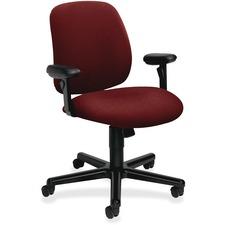 HON 7754AB62T Hon 24-Hour Adjustable Arms Task Chair HON7754AB62T