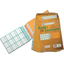 QUA 44524 Quality Park Redi-strip Self-sealing Envelopes QUA44524