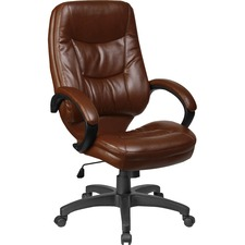 LLR 63282 Lorell Westlake Series Executive High-back Chairs LLR63282