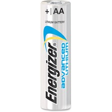 EVE EA91BP2 Energizer AA Advanced Lithium AA Batteries EVEEA91BP2