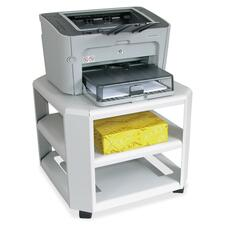 MAT 24060 Master Products 2-Shelf Mobile Printer Stand  MAT24060