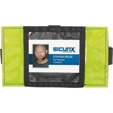 BAU 66850 Baumgartens Sicurix Reflective Armband Badge Hldr BAU66850