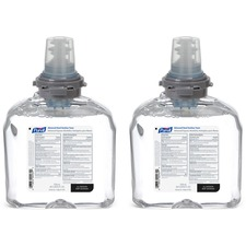 PURELL® TFX Hand Sanitizer Dispenser Refill 40.6 fl oz 2 each per carton
