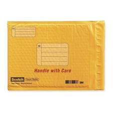 MMM 891425 3M Scotch Smart Plastic Coated Bubble Mailer MMM891425