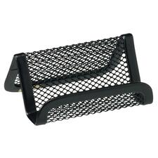 ROL 22251ELD Rolodex Mesh Business Card Holder ROL22251ELD
