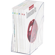 RUB 96502ROS Rubbermaid Deluxe Magazine Files RUB96502ROS