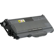 V7 - Toner cartridge ( replaces Brother TN360 ), 1 x black, 2600 pages, remanufactured
