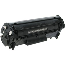 V7 - Toner cartridge ( replaces Canon FX-9, Canon FX-10, Canon Cartridge 104 ), 1 x black, 2000 pages, remanufactured