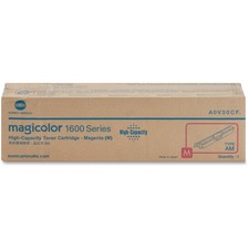 Konica Minolta High Capacity Magenta Toner Cartridge for Magicolor 1600