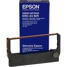 EPS ERC23BR Epson ERC23BR Printer Ribbon EPSERC23BR