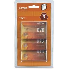 TDK Mini-DV Cassette - MiniDV - 60 Minute