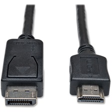 CABLE,ADPTR,DP TO HDMI,6 FT